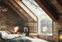 Cozy rooms