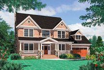 House Plans / by Michelle Vander Heyden