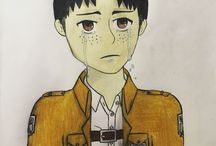 Anime / These are my drawings of anime pictures