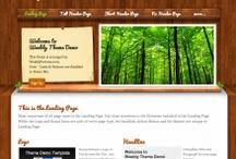 Website Inspiration / Τα πιο όμορφα Templates για δυναμικές ιστοσελίδες φτιαγμένες με Joomla, Wordprees ή Weebly
