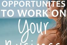 Business | Passion & Love / All things fabulous to inspire my passion and love for my business