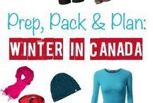 Canadian Winter Adventure