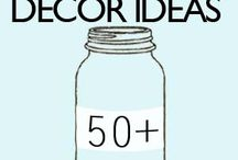 diy: jars / by Kristy Taylor