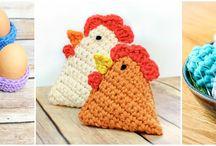Crochet - Easter