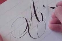 Typography, Lettering and Calligraphy  / by ivettedeotero