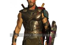 Thor Ragnarok Chris Hemsworth Armour Leather Costume Vest / Buy this sophisticated Thor Ragnarok Chris Hemsworth Armour Leather Costume Vest at most affordable price from Sky-Seller and avail free shipping
