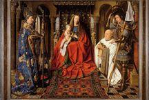 Jan van Eyck (c. 1390 - 1441) / Flemish art.