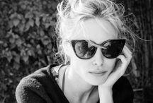 Gillian Zinser ( love her style)