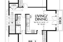 Loft floor plans