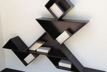 bookshelf / by Teresa Johnson Paul
