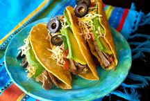 TACOS, TACOS, TACOS / A COLLECTION OF THE BEST TACO RECIPES OF ALL TIME.