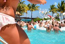 Pimps and Bunnies Weekend! / Desire Pearl celebrated Easter with it's foaming pool party! #DesirePearl #Easter #FoamParty
