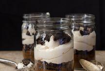 Dessert in a Jar / Dessert in a jar