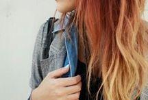 Ombre hair no