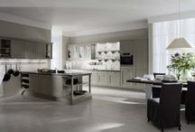 Kitchen Design / room or part of a room used for cooking and food preparation in a dwelling or in a commercial establishment.