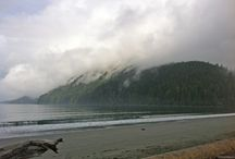 My Beautiful Home Town; Port Renfrew!