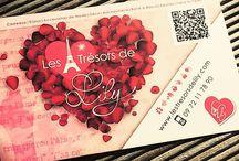 Cartes de Visite by Lily