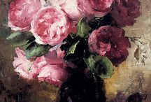 fleurs et bouquet de fleurs