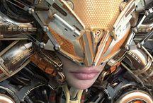 sci-fi | cyberpunk | technology