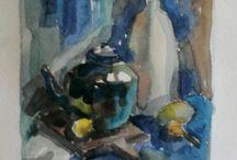 акварель