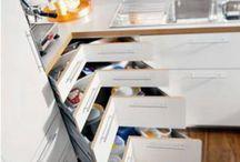 Smarta lösningar kök