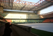 Stadiums I've been / all the photos were taken by me! / by Rubén Berrocal
