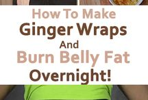Ginger wraps