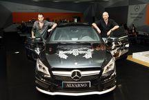 Mercedes-Benz Fashion Week-Madrid / La semana de la moda en Madrid de la mano de Mercedes-Benz y todo el elenco de diseñadores.