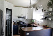Kitchen / by Lena Farnsworth