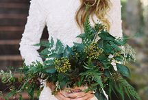 ORGANIC GREEN WEDDING