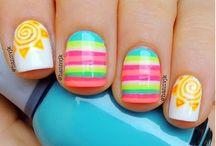 Summer Nails! / Summer nails....