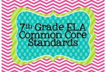 back to middle school •ELA• / by Stacey Barnoskie