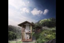 Cabin retreats