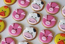 proyectos / Galletas o cupcakes con fondant