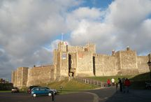 Dover Castle / Dover is known as the Gateway to England and Dover Castle is the most impressive and defensive castle in Kent! / by Alkham Court Farmhouse B & B