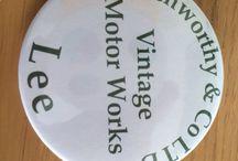// name badges