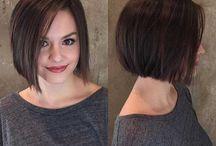Short haircts