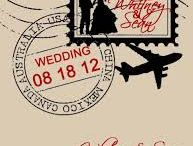Wedding invitations / Til Hilde