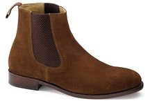 Classic Chelsea Boots / A fantastic selection of the best Chelsea boots on the web.