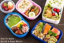 How to make bento Japanese easy