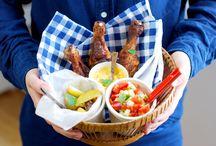 Middagsfrids Lilla Matkasse / Här kan du se bilder från Middagsfrids matkasse med 4 middagar för 2 personer.