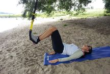 TRX Leg Training