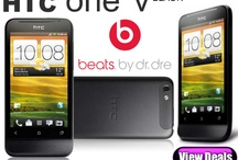 HTC One V Deals / Free HTC One V contract deals with the cheapest UK prices for line rental on pay monthly contracts. / by Phones LTD - Compare Cheap Mobile Phone Deals