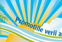 Promotia verii / http://www.stickereonline.ro/ Au inceput promotiile verii. Ai pana la 80%  reducere la stickere decorative si autocolante de perete Disney și 30% la tablouri canvas si la stickere de perete policromie!