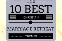 Marriage retreat ideas