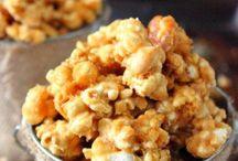 Moorish snacks