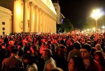RIOT IN ARGENTINA / riot in Argentina / by Patrick McSherry