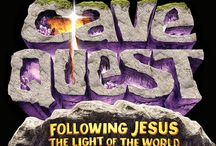 VBS 2016 Cave Quest / by Gayle Wiese