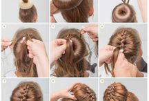 hairbun ideas