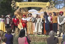 Gold Coast Renaissance Faire / The Gold Coast Renaissance Faire is a fun day of theater, music, dance and games.  Step right into the thrilling adventure, romance and swashbuckling time o the Tudors and Shakespeare!